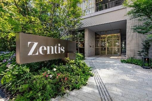 Zentis Osaka 外観