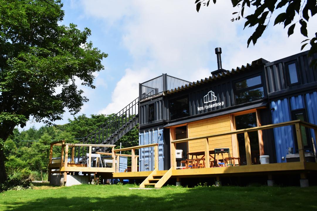 お得感たっぷりの山梨県民限定宿泊プランがコンテナワークスin山中湖で開始!【やまなしグリーン・ゾーン宿泊割り】