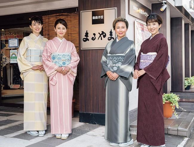 中村あゆみさん(右から2人目)とそのお友達とのコラボ企画は必見です