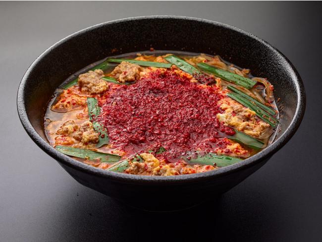 中辛(850円)|辛麺 華火|飯田橋