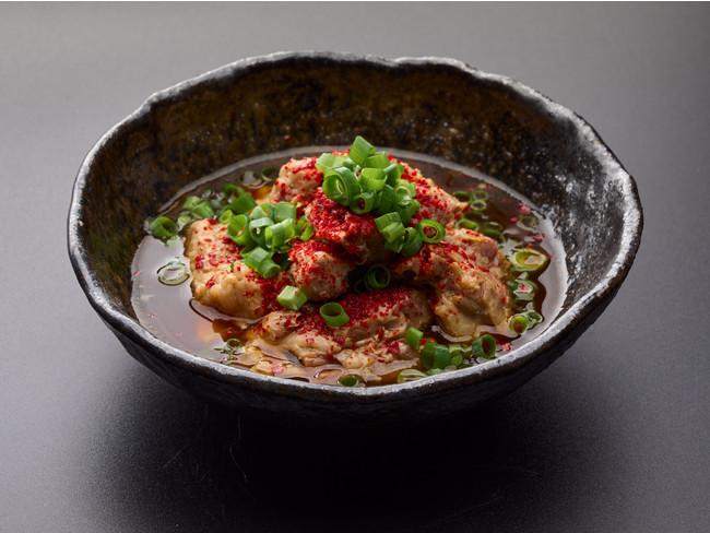 とろとろ豚ナンコツ(450円)|辛麺 華火|飯田橋