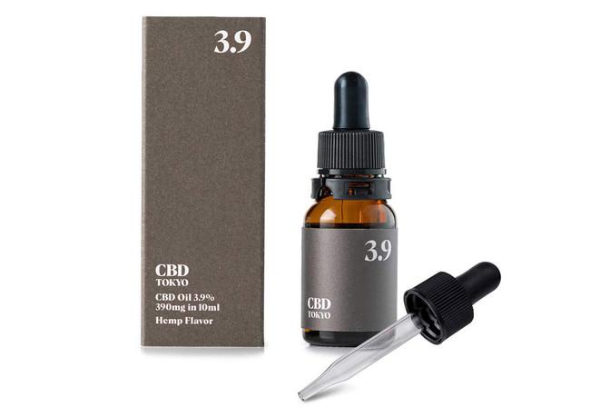 CBDTokyo 3.9% アイソレート CBDオイル