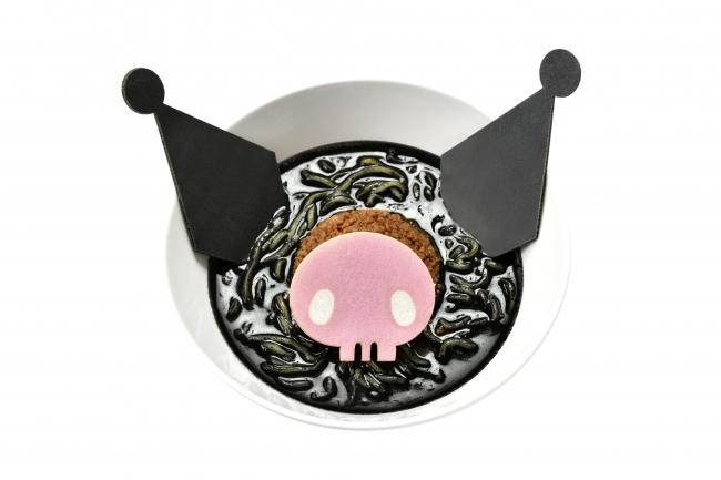 【夜限定】夜限定!クロミのピリ辛黒担々麺 1,000円(税込)