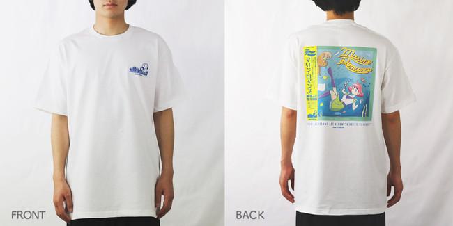【Tシャツ】各サイズ:4,950円(税込)