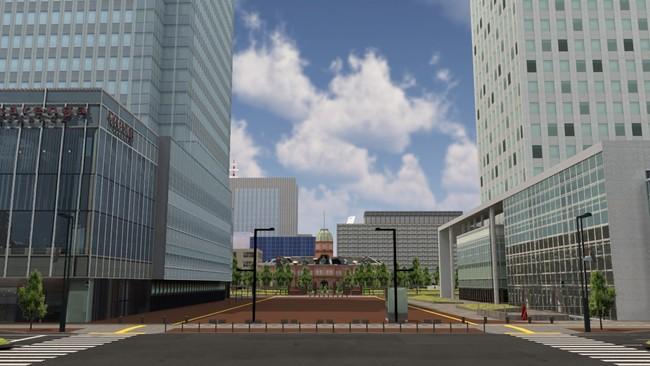 札幌市北3条広場 開発中のイメージ