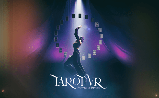 タロットVR:ボヤージュ・オブ・レヴリ ~幻想の旅~