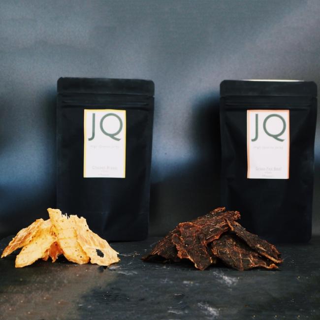 ※製造原料は3つ以下で 作られる「JQ」
