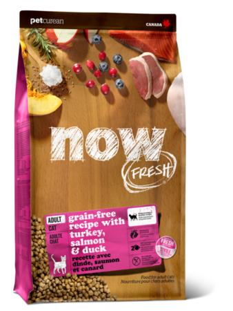 さらにおいしく、お腹に優しくリニューアルする『NOW FRESH(TM)』の新パッケージ ----アダルトキャット(成猫用)