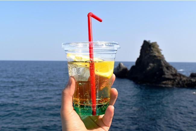 ダイナミックテラス『海岩』オリジナルドリンク