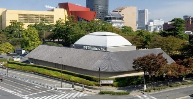 松本清張記念館(福岡県北九州市小倉北区) ©北九州市立松本清張記念館