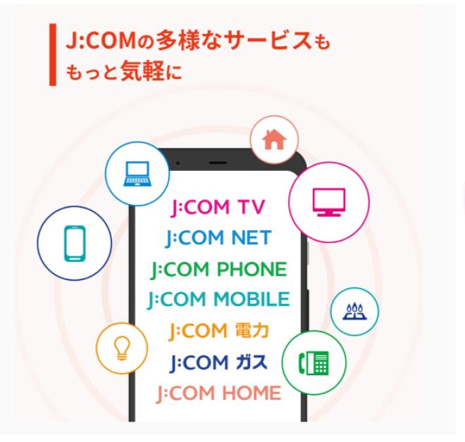 Jcom テレビ のみ