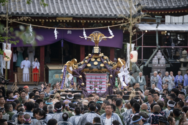 写真提供:浅草神社
