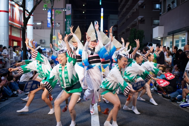 日本三大阿波おどり「東京高円寺阿波おどり」をJ:COMが生中継&アプリ ...