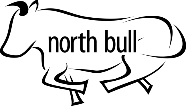 株式会社ノースブル ロゴ