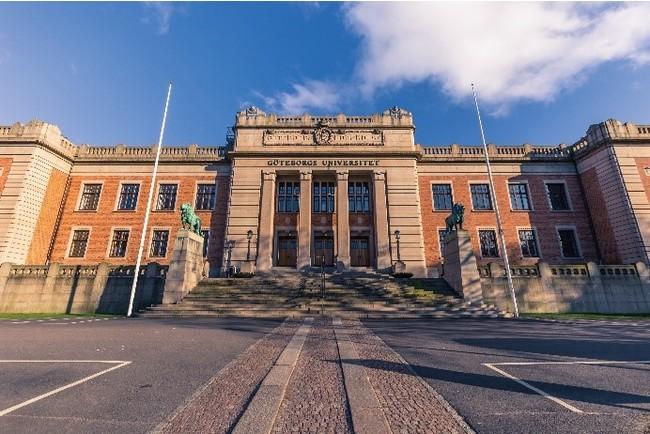 スウェーデンイエテボリ大学