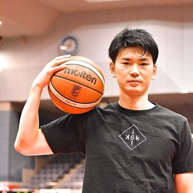 石井 講祐選手 (プロバスケット選手 サンロッカーズ渋谷)