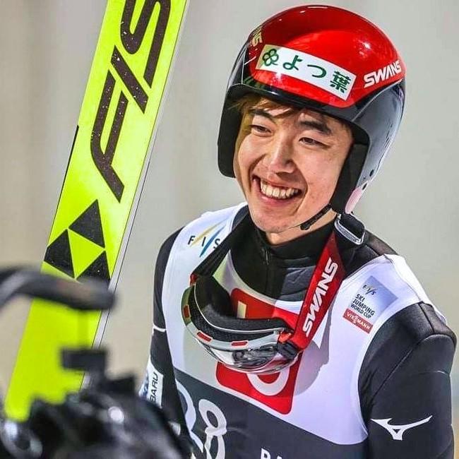 中村 直幹選手 (スキージャンプ)