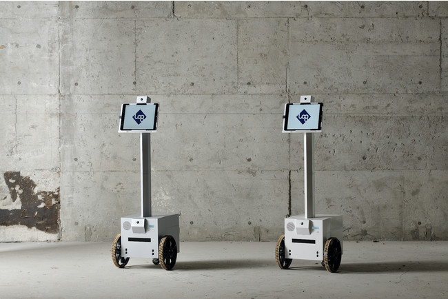 リモート施工管理ロボット Log Kun
