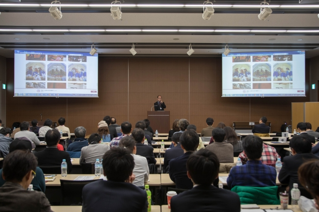 昨年実施Camp Innovatuin Summitの様子2