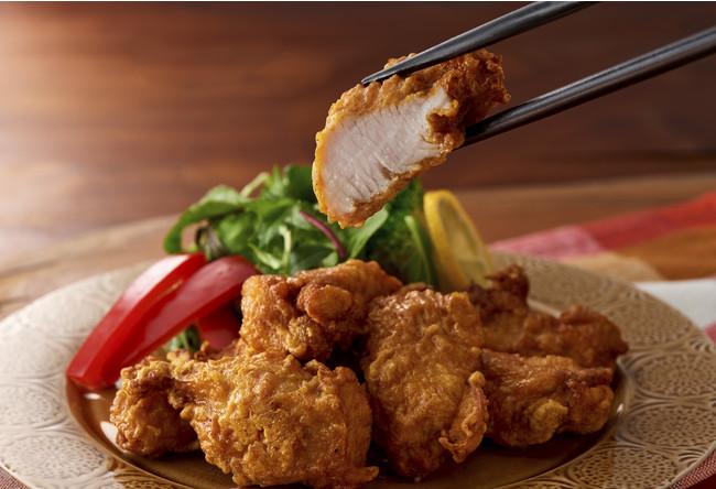 「鶏おかずシリーズ 熟成むね肉のから揚げ」