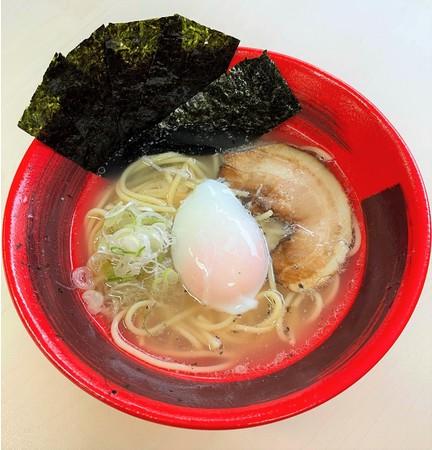 佐賀ラーメン(550円)