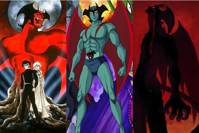 (C)永井豪/ダイナミック企画 (C)ダイナミック企画・東映アニメ―ション  (C)Go Nagai-Devilman Crybaby Project (C)VRデビルマン展実行委員会
