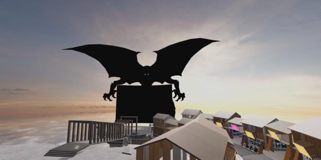 ※画像は開発中のイメージです。(C)永井豪/ダイナミック企画 (C)ダイナミック企画・東映アニメ―ション  (C)Go Nagai-Devilman Crybaby Project (C)VRデビルマン展実行委員会