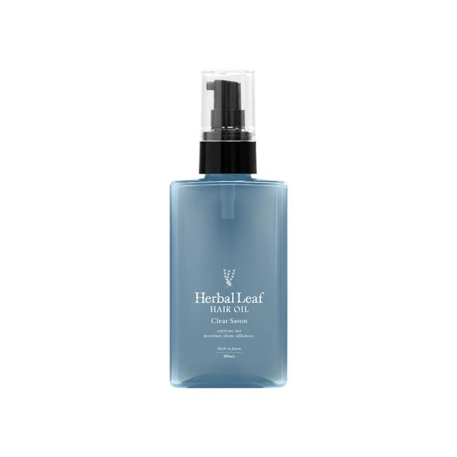 2021年夏限定Ver. HLオーガニックヘアオイル クリアサボンの香り イメージ写真