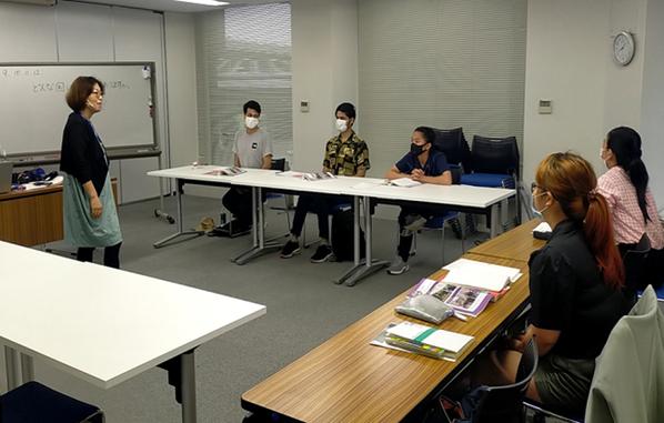 初級日本語クラス