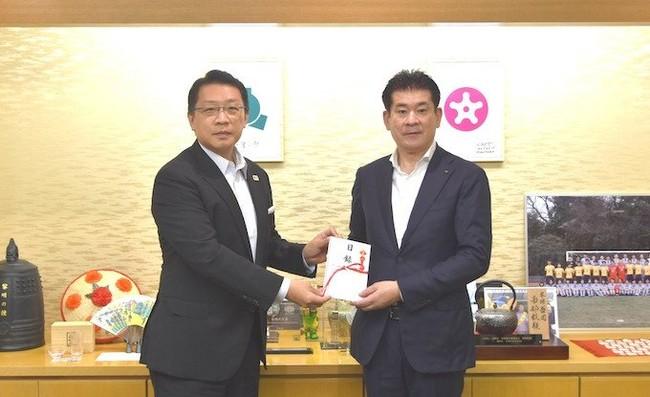 文化振興や災害支援に関する協定を結んでいる「島根県津和野町」と「東京都文京区」