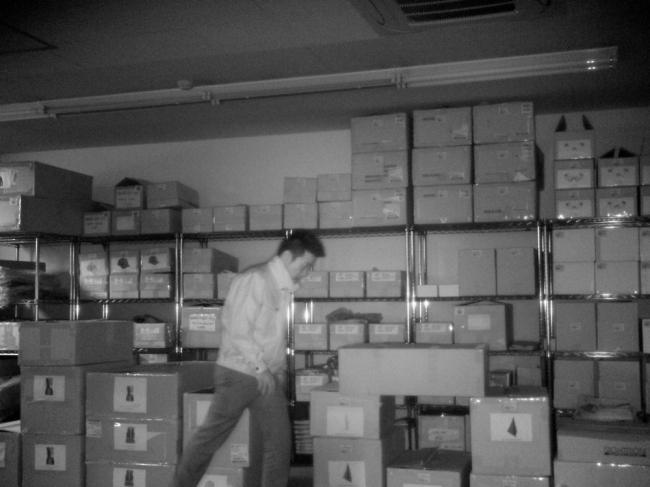 倉庫や物置の監視に
