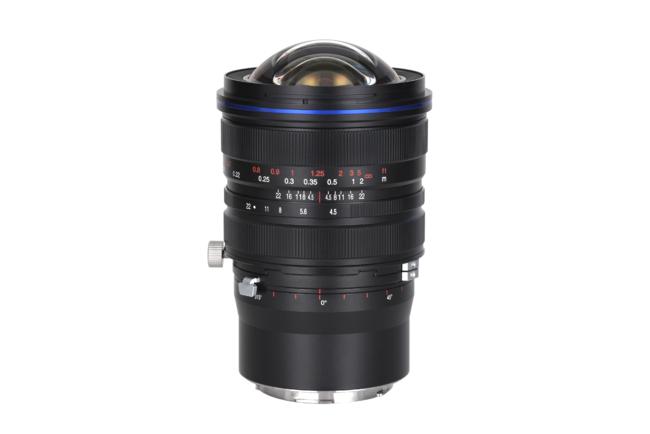 LAOWA 15mm F4.5 Zero-D Shift