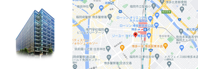 新拠点:福岡