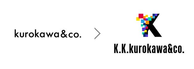 新ロゴと旧ロゴ