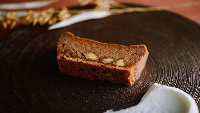 makuake限定 米ぬかチョコチーズケーキ