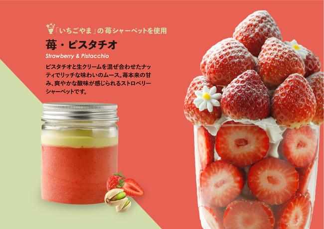 お取り寄せ(楽天) パフェのようなアイスクリーム★ FUKUNAGA901 おでかけパフェ 価格3,480円 (税込)