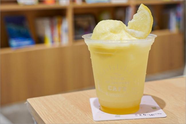 瀬戸内レモンスカッシュ