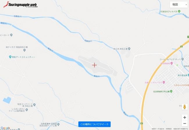 投稿用地図サイトイメージ