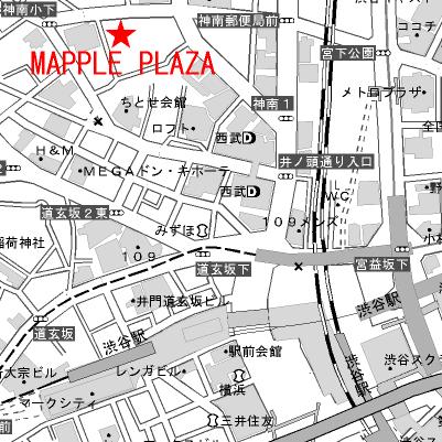 案内地図サンプル2