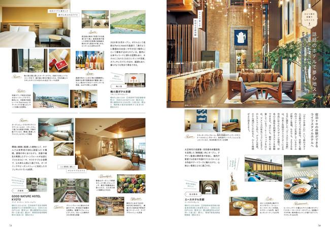 <「ひとり旅の京都でしたいこと」ページ例2>