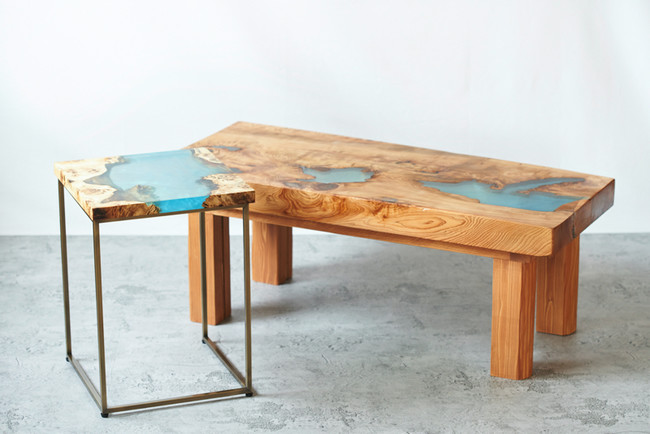 Side table&Bench
