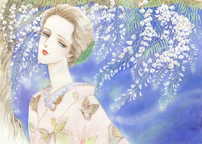 「花明の譜」Jour (双葉社)1989年