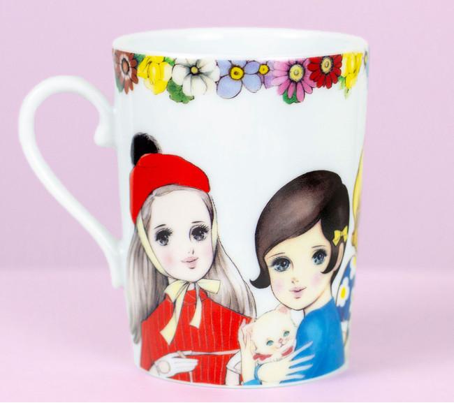 香蘭社製オリジナルマグカップ/¥4,000