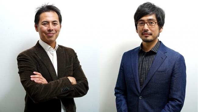 (左)Head of Operations 茅根哲也、  (右)事業企画担当 佐々木大輔