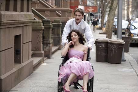 ▲大都会ニューヨークを舞台にした愛の物語♪