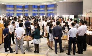 <参考>「TOKYO恋結びプレミアムパーティー」の様子。※新型コロナウイルス感染拡大防止のため、現在開催を見合わせています(2020年11月現在)