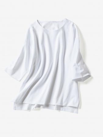抜け感Tシャツ(着丈61.5cm)