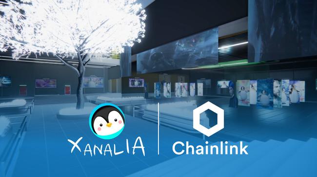 XANALIA x Chainlink
