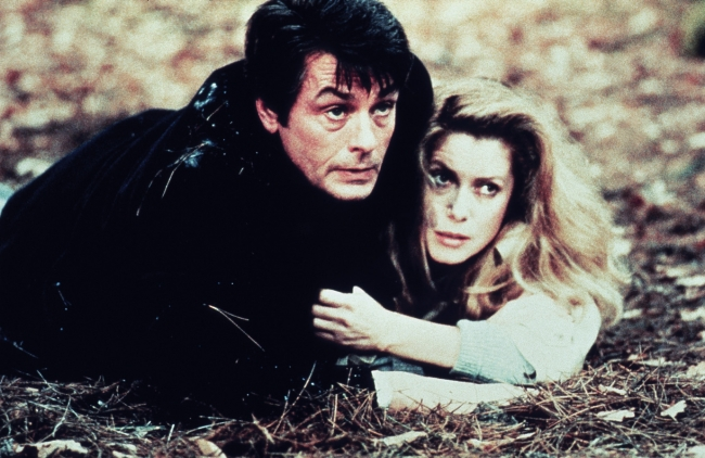 『最後の標的』(C) 1982 STUDIOCANAL - MK2 SA - France 2 Cinema