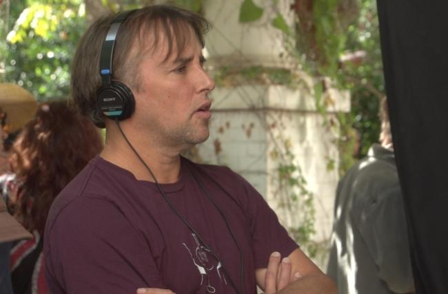 STAR CHANNEL MOVIES『リチャード・リンクレイター 職業:映画監督』(C) courtesy of Black Bernstein Productions